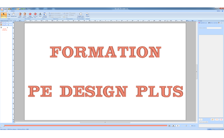 Formation PE Design Plus