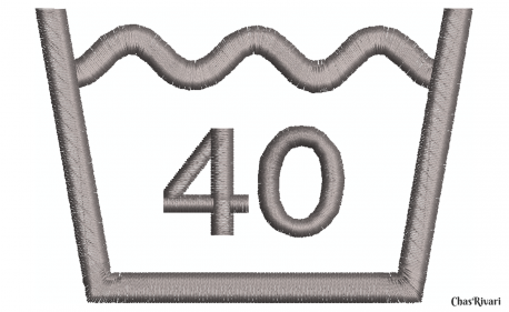 Lavage 40°