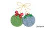 Petites boules de Noël