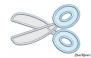 Motif ciseaux