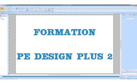 Formation PE Design Plus 2