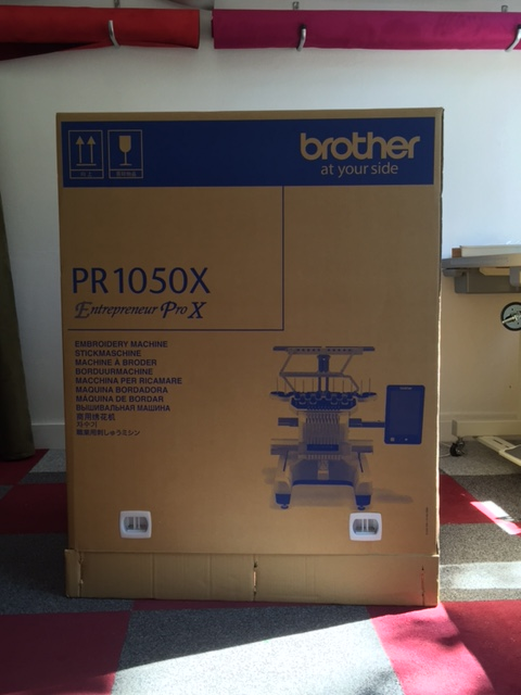 Brother PR1050
